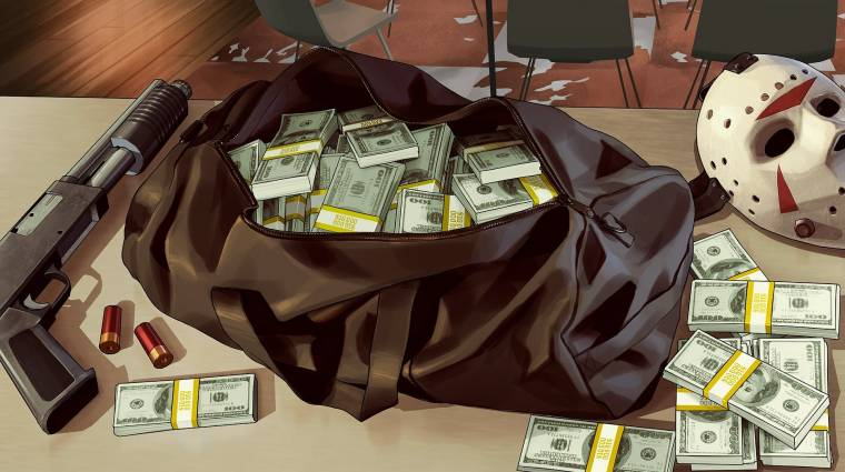 Érdemes most belépni a GTA Online-ba, ha jól jönne némi ingyen pénz bevezetőkép