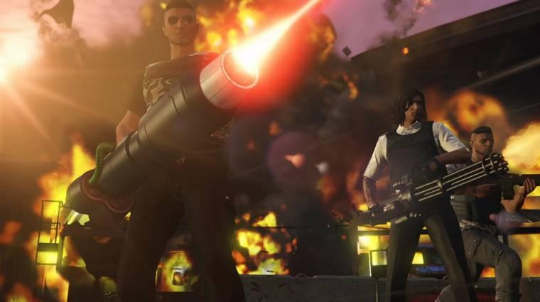 A Rockstar elkezdett törölni egyes GTA Online tartalmakat bevezetőkép