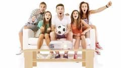 Így nézik a magyarok a sporteseményeket kép