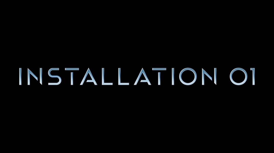 Installation 01 - egy Halo játék, rajongóktól rajongóknak bevezetőkép
