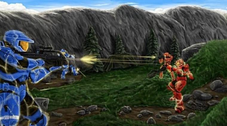 Installation 01 - új videón a Halo rajongói játék bevezetőkép