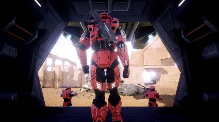 Installation 01 - újabb trailert kapott a rajongói Halo projekt bevezetőkép