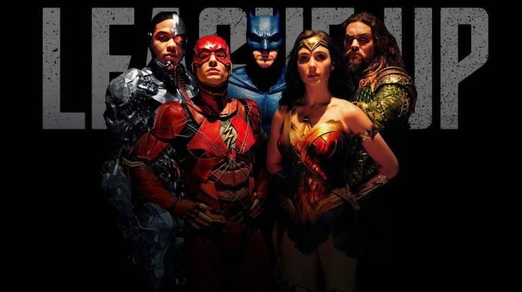 Justice League - mintha csak egy rockbanda lenne a szuperhős csapat bevezetőkép