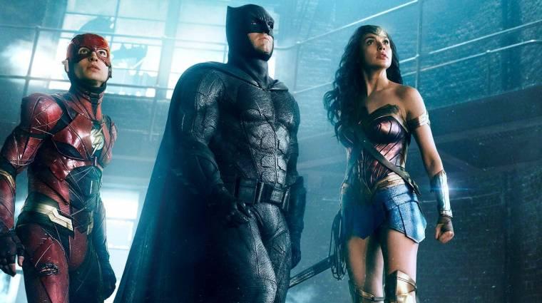 Ben Affleck megdícsérte Joss Whedon munkáját az Igazság Ligájában kép