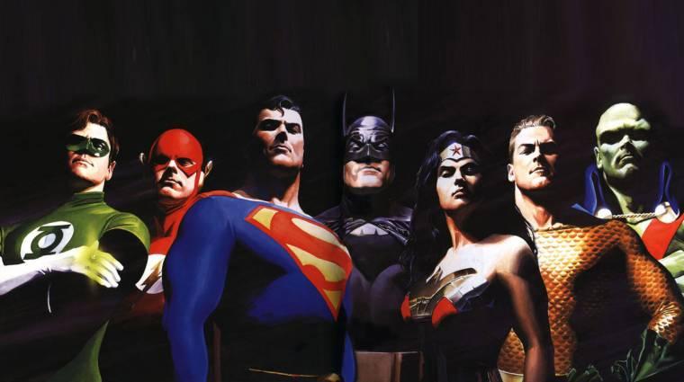 Új képek kerültek elő a befuccsolt Justice League filmről bevezetőkép