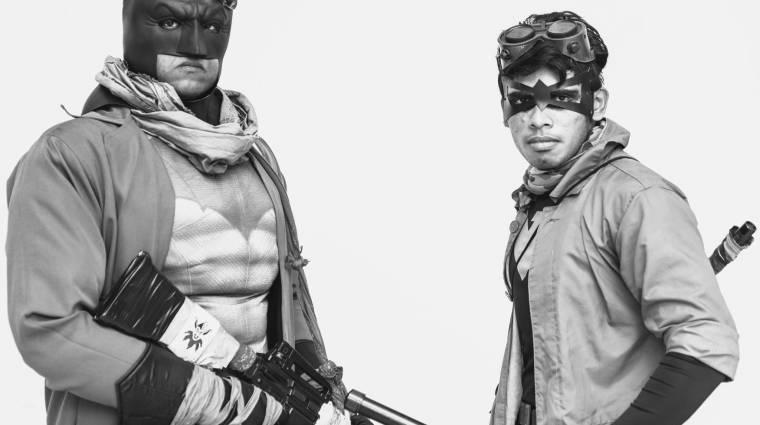 A Srí Lanka-i Batman mindenkinél keményebb bevezetőkép