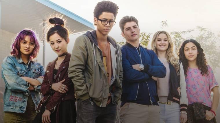 Lesz kapcsolat a Runaways és a Netflixes Marvel sorozatok között kép