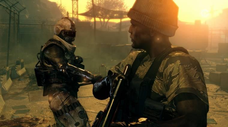 Metal Gear Survive - a következő bétából a PC-sek sem maradnak ki bevezetőkép