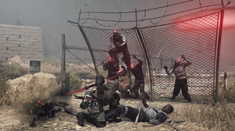 Metal Gear Survive tesztek - tényleg olyan rossz, amilyennek tűnt? bevezetőkép