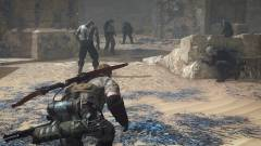 Metal Gear Survive - hangulatos launch trailert kaptunk kép