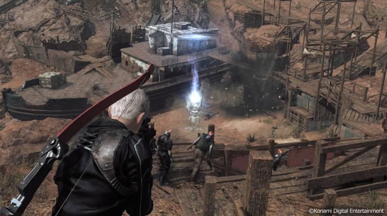 Metal Gear Survive gépigény - ez kell a túléléshez bevezetőkép