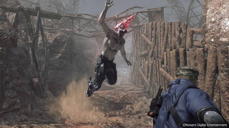 Metal Gear Survive - állandó netkapcsolat kell bevezetőkép