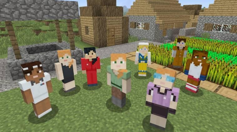 Minecraft - új játékmód érkezett bevezetőkép