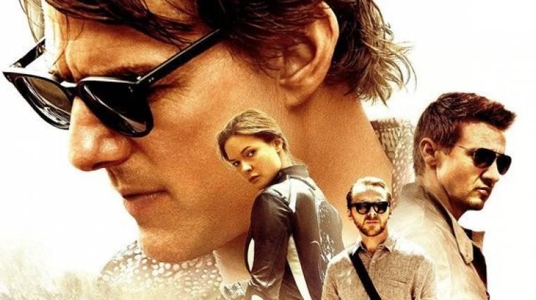 Tom Cruise miatt csúszhat a Mission: Impossible 6? kép