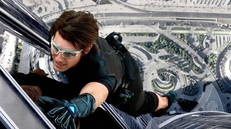 Tom Cruise lesérült a Mission: Impossible 6 forgatásán kép