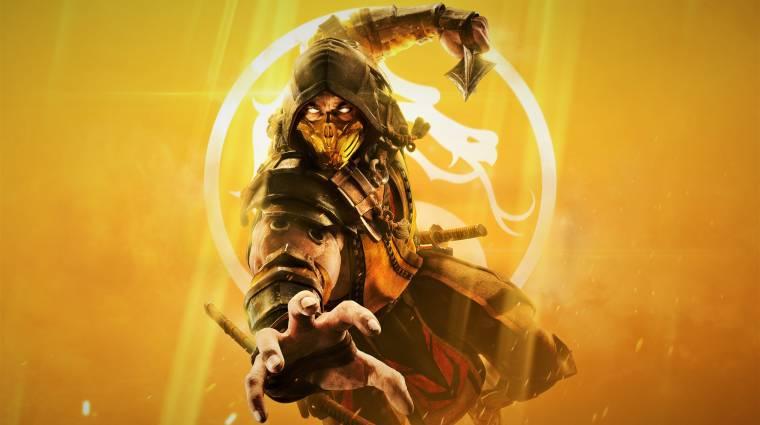 Onnan jött a Mortal Kombat film karaktereinek leleplezése, ahonnan egyáltalán nem vártuk bevezetőkép