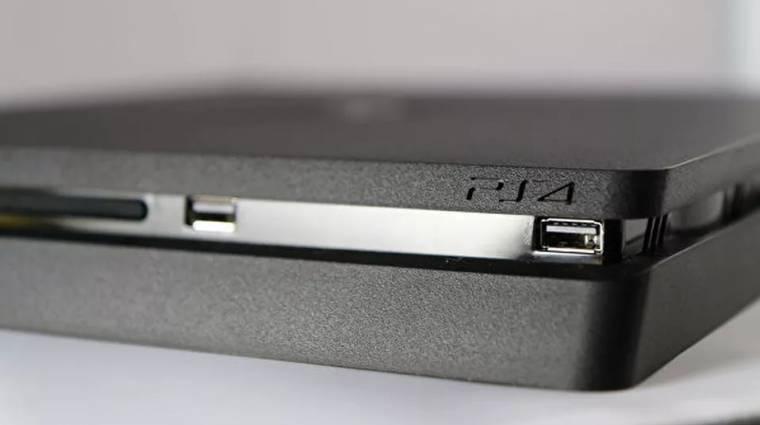 PlayStation 4 Slim - végre javulni fog a Wi-Fi támogatás bevezetőkép
