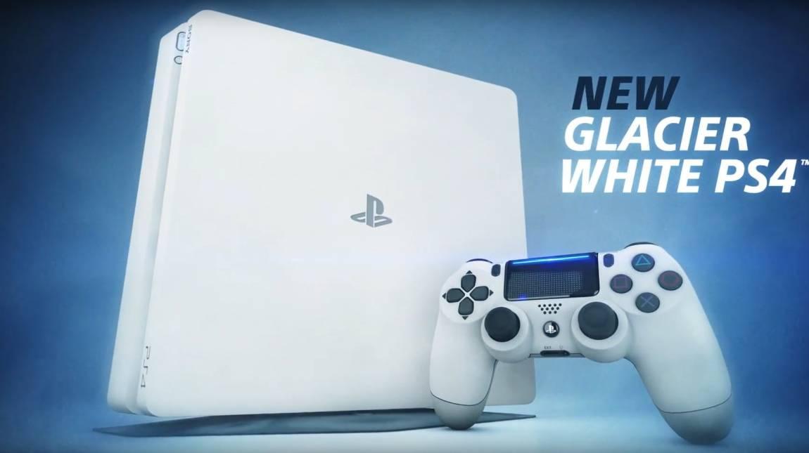 Jön a fehér PlayStation 4 Slim bevezetőkép