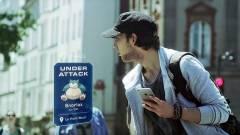 Pokémon Go úton-útfélen kép