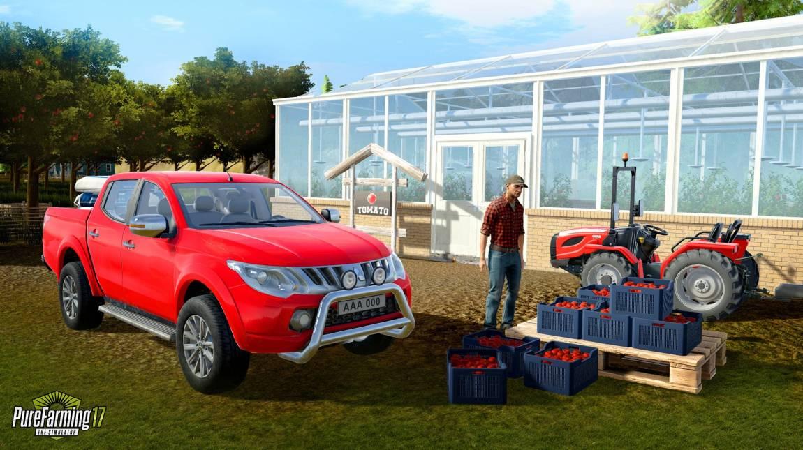 Pure Farming 17: The Simulator - ilyen lesz a Techland farmolós játéka bevezetőkép