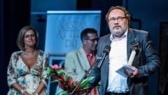 Schneider Zoltán kapta a Kaszás Attila-díjat kép
