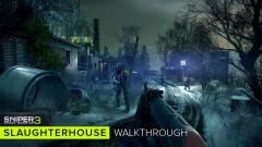 Sniper: Ghost Warrior 3 - negyed órán át mozog a mesterlövész kaland kép