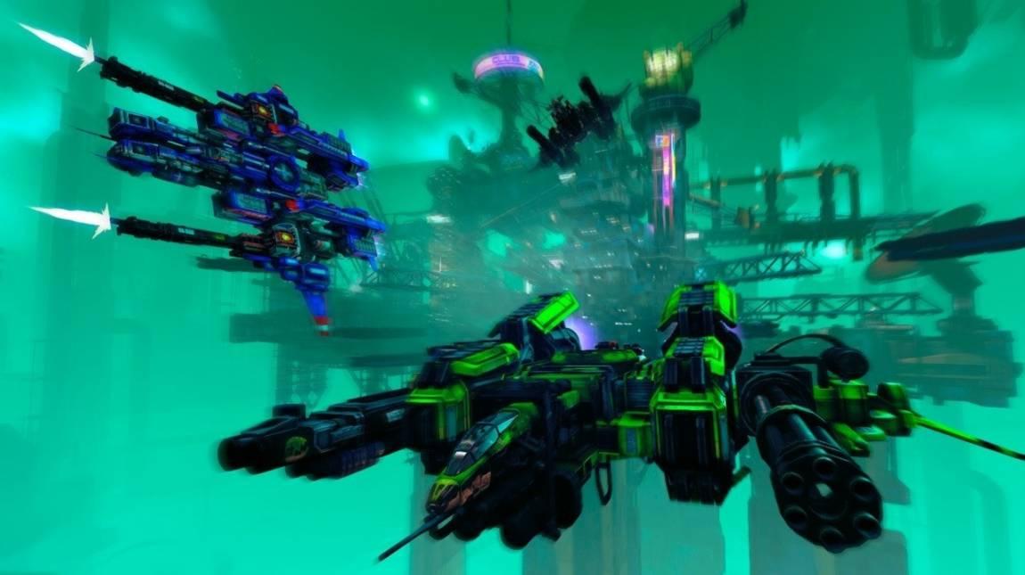 Strike Vector EX - PS4-re jön az űrhajós lövölde bevezetőkép