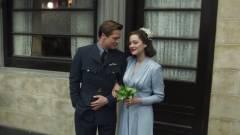 Szövetségesek - Oscar-esélyesnek tartják Brad Pitt új filmjét kép