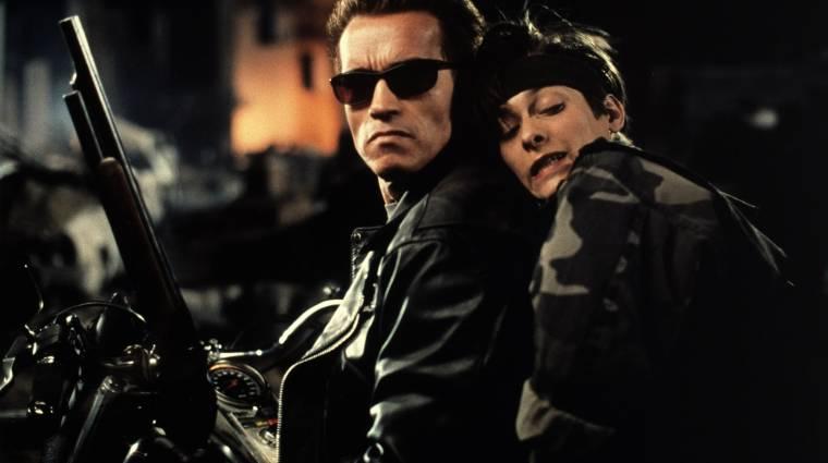 Terminator 2 3D - rossz hírt hozott az új poszter bevezetőkép