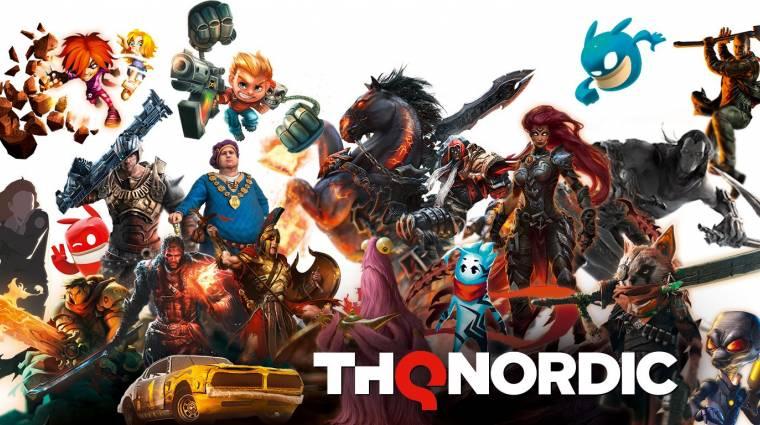 Rengeteg bejelentetlen játékkal készül még a THQ Nordic bevezetőkép