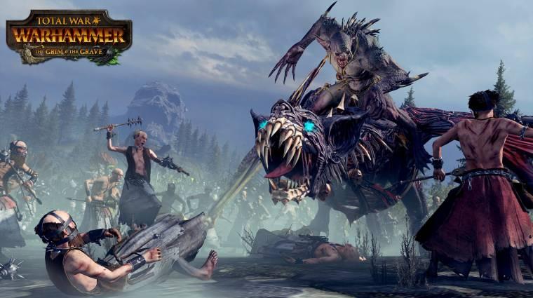 Total War: Warhammer - vámpírokat és birodalmiakat hoz az új DLC bevezetőkép