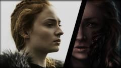 Trónok harca - Sansa Stark halála kép