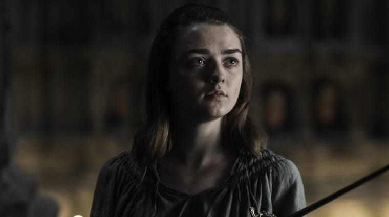 Trónok harca - se folytatás, se Arya spin-off nem lesz bevezetőkép