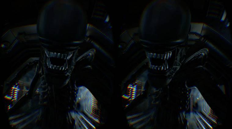 Készül az Alien: Isolation VR-változata? bevezetőkép