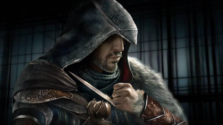 Assassin's Creed: Ezio Collection megjelenés - már a pontos dátumot is tudjuk bevezetőkép