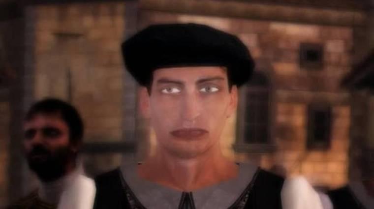 Kijavították az Assassin's Creed: The Ezio Collection baltával faragott NPC-jét bevezetőkép