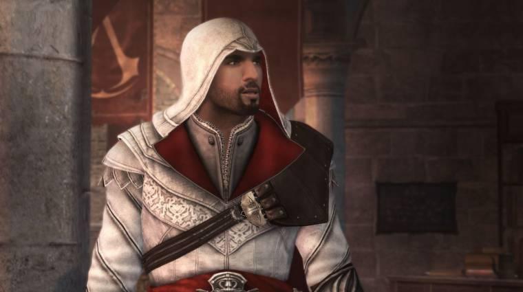 Nintendo Switchre jöhetnek korábbi Assassin's Creed játékok bevezetőkép