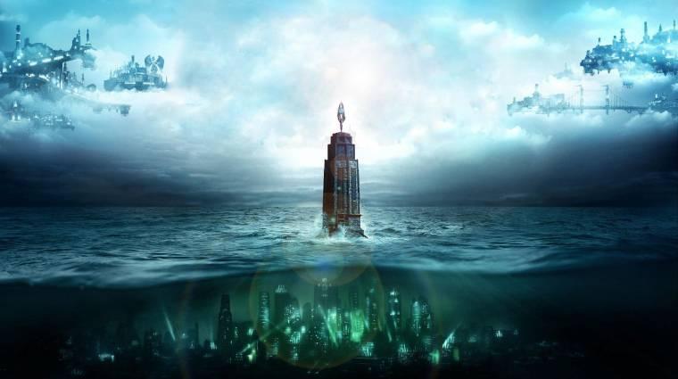 Nintendo Switchre is érkezhetnek a BioShock játékok bevezetőkép