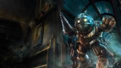Nem akarod látni, hogy festenek a sisak alatt a BioShock Big Daddyjei kép