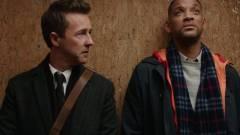 Váratlan szépség trailer – Will Smith randevúja a halál-idő-szerelem hármassal kép