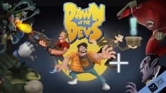 Dawn of the Devs - platformer játék a világ leghíresebb fejlesztőivel kép