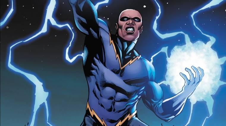 Black Lightning - így fest a legújabb DC sorozat szuperhőse kép