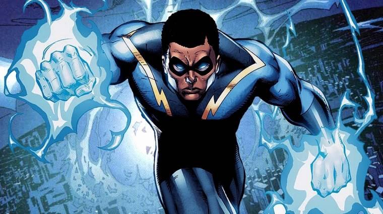 A Foxon jön a DC Black Lightning sorozata kép