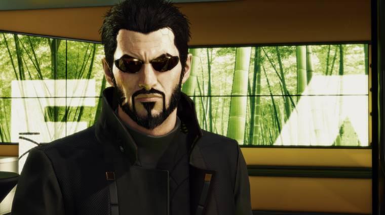 Deus Ex: Mankind Divided - ezek a képek akár háttérképnek is tökéletesek bevezetőkép