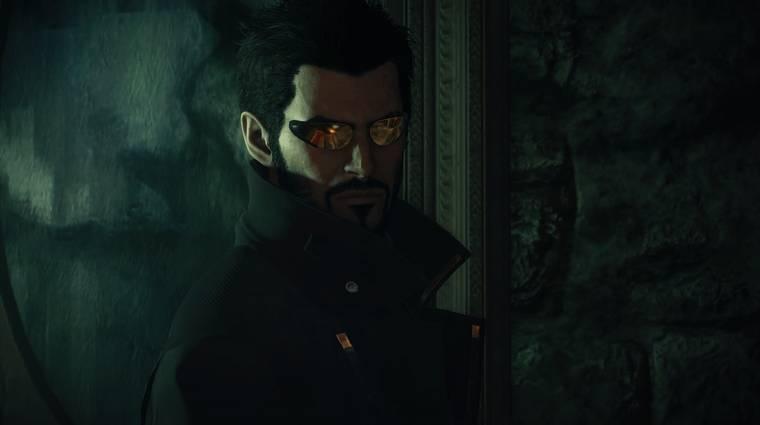 A Deus Ex sorozat nem halott, de jelenleg nincs új rész a láthatáron bevezetőkép