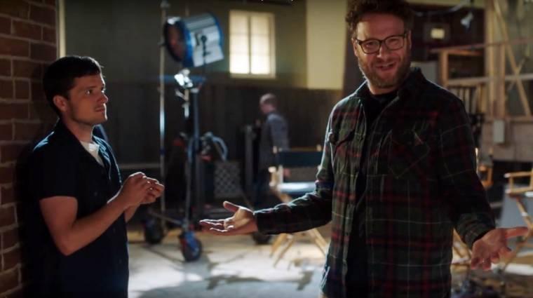 Comic-Con 2017 - Josh Hutcherson a Future Man főszerepében kép