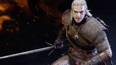 Ezt a Ríviai Geralt szobrot mi is elfogadnánk kép