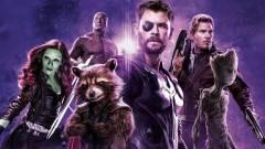 A galaxis őrzői is felbukkannak majd a Thor: Love and Thunderben kép