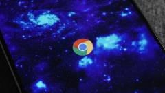 Gyorsabb internetezést kínál az androidos Chrome böngésző kép
