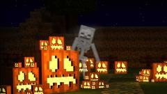 Újra Minecraft tábor: építs kísértetkastélyt! kép